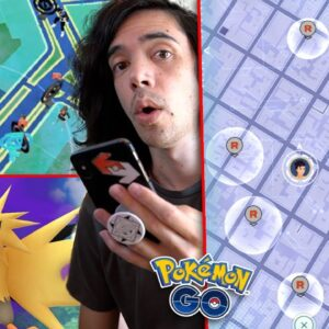 APRIL FOOLS TEAM GO ROCKET EVENT & NEW GIOVANNI RESEARCH COMING TO POKÉMON GO!