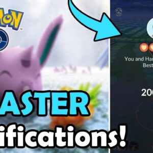 How To Trigger Pokémon GO Friendship XP Notifications FASTER! (2021) | Solution To Delayed XP (Bug)