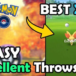 ULTIMATE Excellent Throw Guide/Tutorial In Pokémon GO! (2020) | BEST F2P XP Method Towards Level 40+