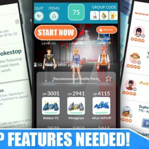 TOP FEATURES NEEDED in 2021 for POKÉMON GO - HOW TO MAKE THE GAME AMAZING! | Pokémon GO