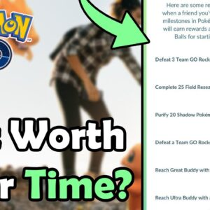 Is The Referral Code System Worth It In Pokémon GO?! (2021) | Updated Rewards | How To Add Players