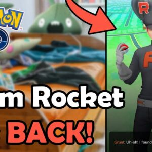 Team GO Rocket Has Finally RETURNED To Pokémon GO! (2021) | Were The Players Properly Compensated?