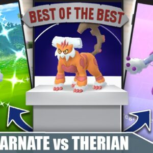 THERIAN vs INCARNATE FORME - WHO IS THE BEST - ATTACKER & GBL ANALYSIS | Pokémon GO