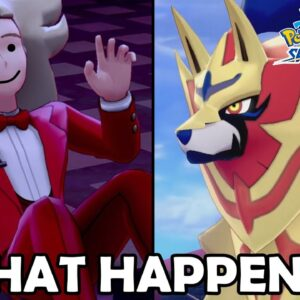 What Happens If Ditto Transforms Into Zamazenta and Uses Behemoth Bash In Pokemon Sword & Shield?!
