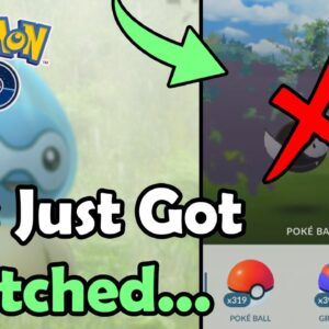Niantic Just PATCHED This Amazing Trick In Pokémon GO... (2021) | Will The Fast Catch Be Next?!