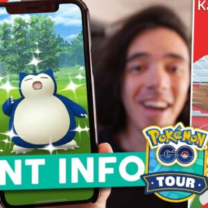 EVERYTHING You Need to Know about KANTO TOUR in Pokémon GO!