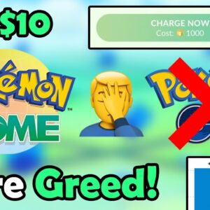 Watch BEFORE Transferring Pokemon From GO To Home! | Niantic Ignores Pandemic & Pushes Monetization!