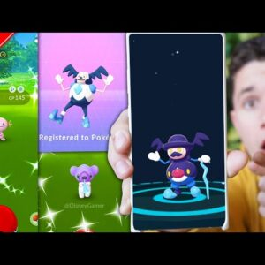 GALARIAN MR MIME, MR RYME, & MORE COMING TO POKÉMON GO! (New Update Event)