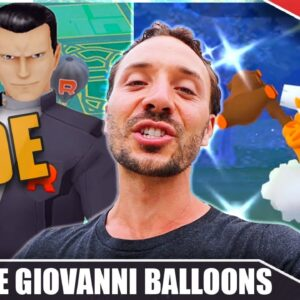 HOW TO *HIDE GIOVANNI* FROM ROCKET BALLOONS - SKIP CATCHING SHADOW ARTICUNO | Pokémon GO