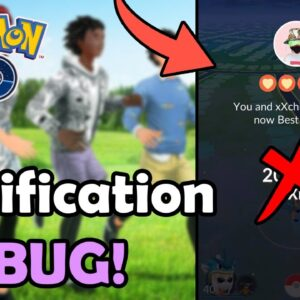 Watch BEFORE Leveling Up Friendship In Pokémon GO! (2021) | Delayed Notification Bug = XP Waste