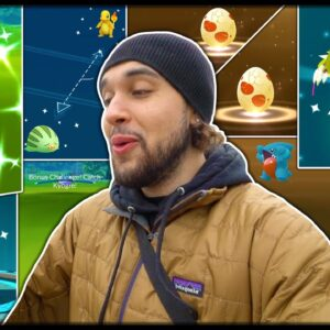 IT TOOK FOREVER TO MAKE THIS HAPPEN! (Pokémon GO)