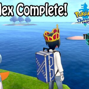 Completing The Isle of Armor Pokedex In Pokemon Sword & Shield! | Getting Ready For The Crown Tundra