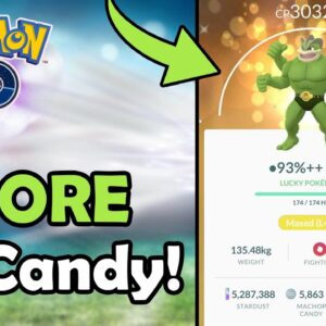 How To Get MORE XL Candy In Pokémon GO! (2021) | Level 40+ Guide | XL Candy Rate Explained