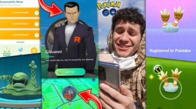POKÉMON GO FINALLY FIXED THE #1 GLITCH IN THE GAME!