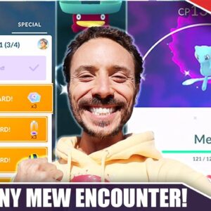 SHINY MEW! THE 30 DAY WAIT IS OVER! - ALL-IN-ONE 151 RESEARCH | Pokémon GO