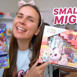 SMALL BUT MIGHTY Collection Box Opening!