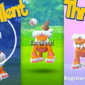 LANDORUS THERIAN Excellent Throws EVERY TIME! How To Get Excellent Throws on LANDORUS | Pokémon Go