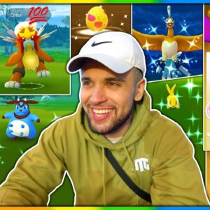 THE MOST INSANE MONTH OF MY CAREER! (Pokémon GO)