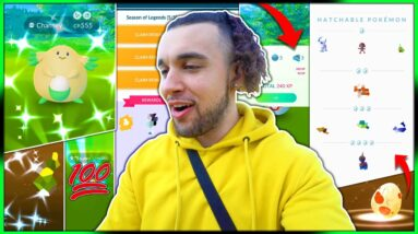The Update We've ALWAYS Wanted! (Pokémon GO)