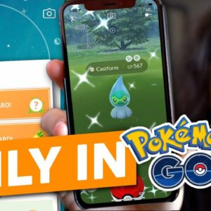 This New Shiny Pokémon Can * ONLY * be Caught in Pokémon GO!