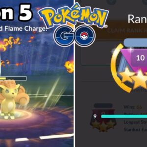 My Thoughts On Hitting Rank 10 This Season In Pokémon GO Battle League! | Little Cup | Ep. 48