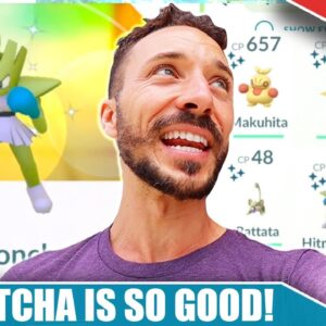 6 SHINIES, 48 HOURS - HOW IS MY GOTCHA SO GOOD AT CATCHING SHINIES?! RIVALS WEEK | Pokémon GO Vlog