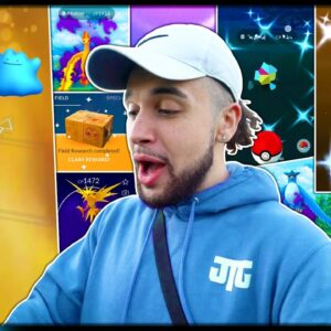 WHAT IS THIS CRAZY LUCK?! (Pokémon GO)