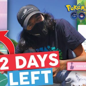 DON'T FORGET TO DO THIS! (Pokémon GO)