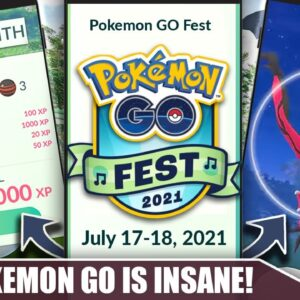 NOW IS THE BEST TIME TO PLAY! *POKÉMON GO SUMMER 2021* IS INSANE - IT IS WORTH PLAYING | Pokémon GO