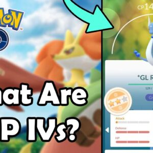 How To Find Good PvP IVs In Pokémon GO? (2021) | Community Day | Why Is Lower Attack Better?