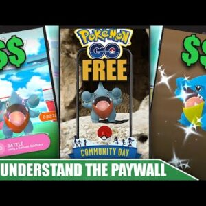HOW THE *PAY TO PLAY CYCLE* WORKS - THE *PAYWALL* EXPERIENCE & HOW TO OUT SMART IT | Pokémon GO