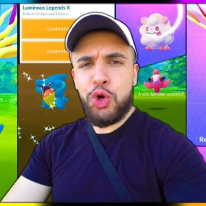 THIS IS GOING TO BE HUGE FOR ME! (Pokémon GO)