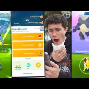 2016 POKÉMON GO IS BACK?! + DON'T MISS THIS LIMITED EVENT!
