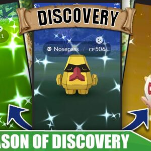 CHANGE IN SEASONS! *SEASON OF DISCOVERY* - NEW SPAWNS, EGGS 7 MORE! | Pokémon GO
