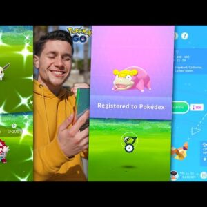 I Played An EXCLUSIVE WEEKEND EVENT in Pokémon GO… + NEW SEASONS UPDATE!