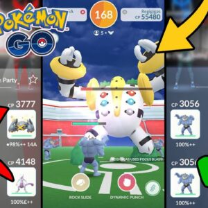 Why You Should NEVER Use Recommended Battle Party In Pokémon GO! | How To Build Team For Raids
