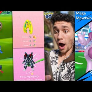 GENERATION 7 + MEGA MEWTWO IN POKÉMON GO... but WHEN will they release?