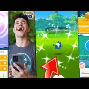 I CAUGHT THE #1 NEW POKÉMON EVERYONE IS LOOKING FOR IN POKÉMON GO…
