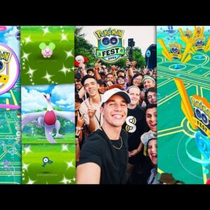 IN-PERSON GO FEST EVENTS ARE BACK?! (Pokémon GO)