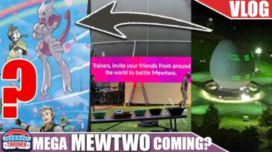 ARE WE GETTING MEGA MEWTWO?! *FIRST LOOK* at GO FEST LIVE LOCATIONS - CHICAGO   Pokémon GO