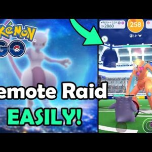 How To Remote Raid SUCCESSFULLY In Pokémon GO! (2021) | Find Reliable Players Who Use GOOD Counters!