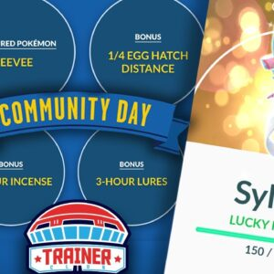 TWO DAYS! *SHINY EEVEE* TOP TIPS for COMM DAY + 1/4 EGG HATCH DISTANCE & NEW MOVES | POKÉMON GO