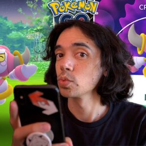 HOOPA SPECIAL RESEARCH IN POKÉMON GO!