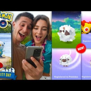 THIS HASN'T HAPPENED IN MONTHS… NEW POKÉMON ARE HERE in Pokémon GO!