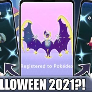 COULD THIS BE *HALLOWEEN EVENT 2021*?! SHINY & LEGENDARY EVENT PREDICTIONS FOR OCTOBER!