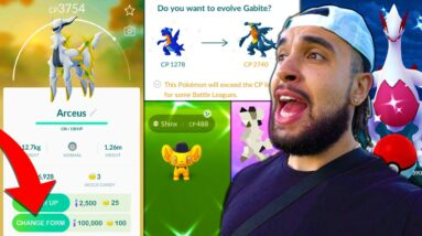 THIS IS GAME-CHANGING! Pokémon GO