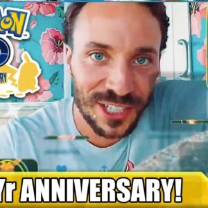 WE MADE THE VIDEO! MY TOP 10 YOUTUBE MOMENTS for 5 YEAR ANNIVERSARY CELEBRATION | Pokémon GO