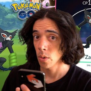ZARUDE IS COMING TO POKÉMON GO!! NEW SPECIAL RESEARCH EVENT!