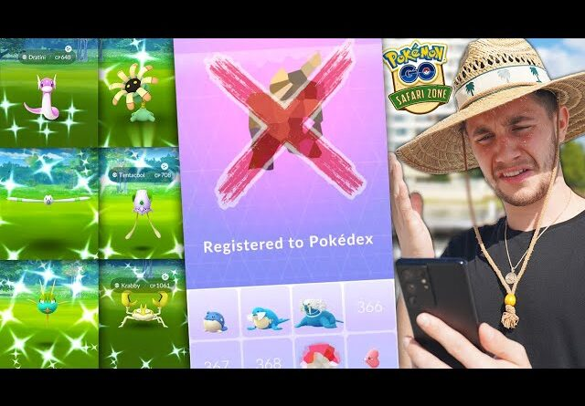 BREAKING THE #1 RULE IN POKÉMON GO… (I'm actually mad this happened)