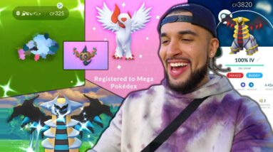 THE MOST PACKED ADVENTURE OF THE YEAR! (Pokémon GO)